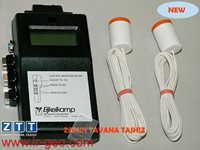 Soil moisture measuring system with gypsum blocks
